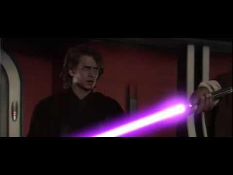 Star Wars 3 Mace Windu Vs Darth Sidious