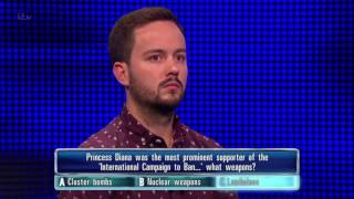 Louis Gets His Princess Diana Question Right - The Chase