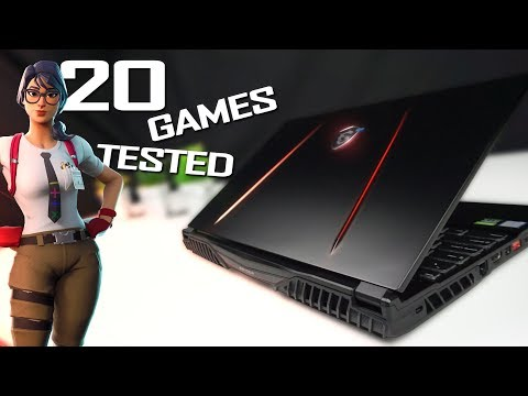MSI GE65 Raider - 20 Games Tested ** RTX 2060 / I7-9750H / 240Hz **