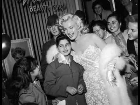 THE SHADOW OF YOUR SMILE MARILYN MONROE