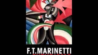 Roberto Donghi legge il Manifesto del Futurismo