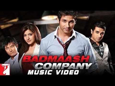 Badmaash Company Title   Shahid Kapoor  Anushka Sharma  Vir Das  Meiyang Chang