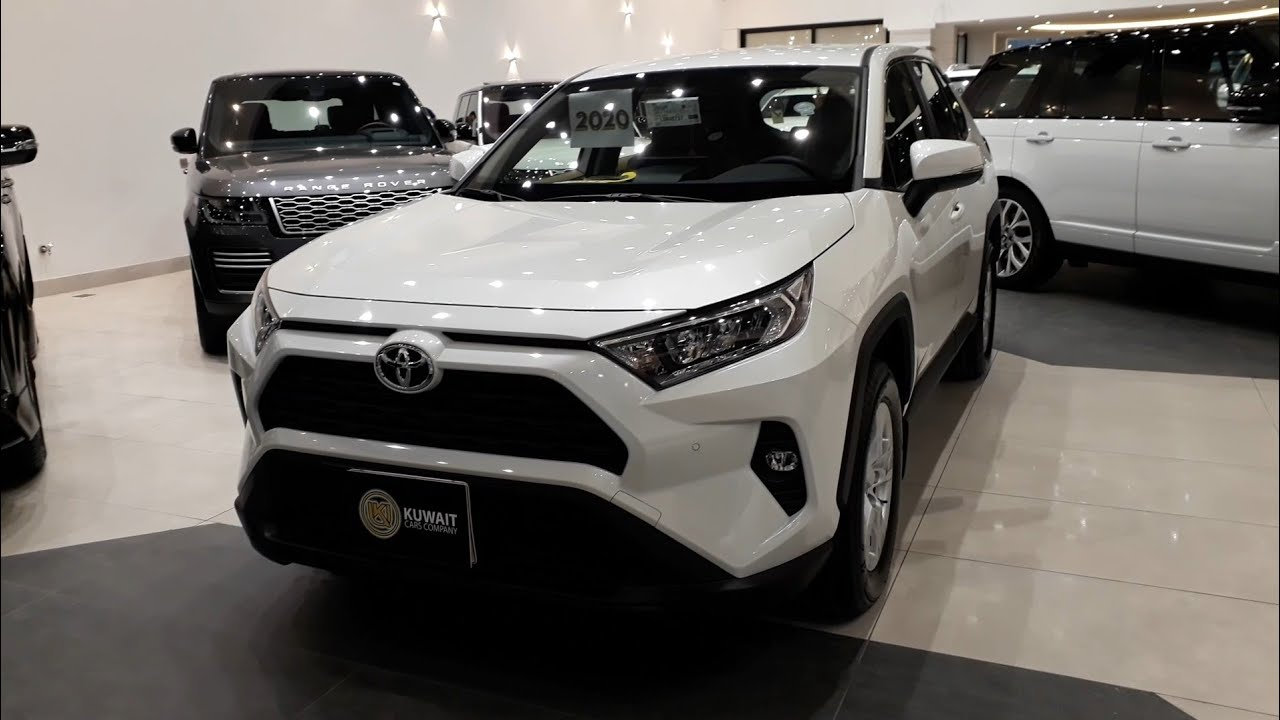 سعر تويوتا راف فور 2020 Toyota Rav4 Youtube