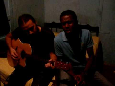 Kali Blaxx - Memories ... Live Acoustic inna Jamaica