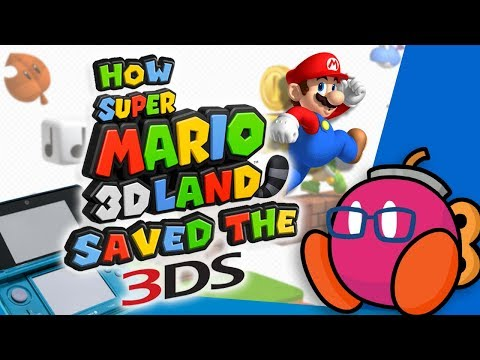 How Super Mario 3D Land Saved The 3DS