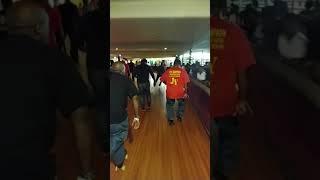 Houston Lockwood Skating Palace: Bounce, Rock Skate, Roll 12-23-18 Old School Adult Night!