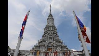 「日本の「うどん」と古都「ウドン」の関係    カンボジア紀行