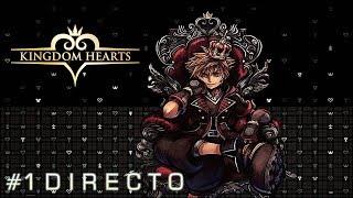 #1 Directo KINGDOM HEARTS FAN SITE  - Debatiendo sobre RE:MIND, gameplay KH2FM, teorías y mucho más