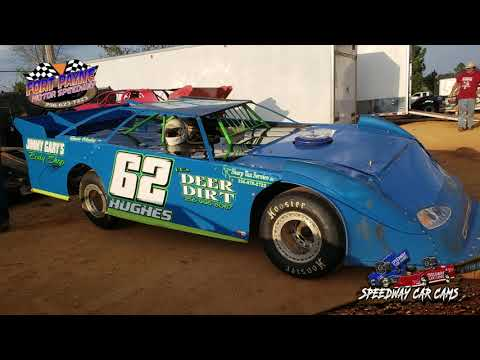 HEAT #62 Chase Kermondy - 602 Sportsman - 9-22-18 Fort Payne Motor Speedway - In Car Camera