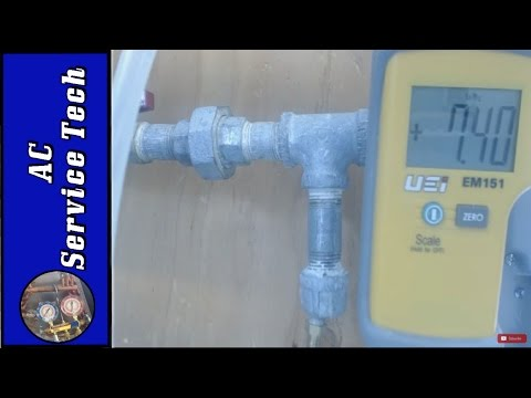 Checking The Incoming NATURAL and PROPANE GAS PRESSURE with a Manometer for Appliances!