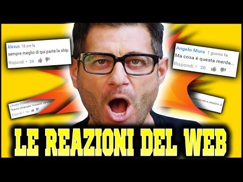 ENRICO PAPI - MOOSECA ! LE REAZIONI DEL WEB ! | Awed™