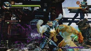 Killer Instinct Season 3 - All Ultra Combos
