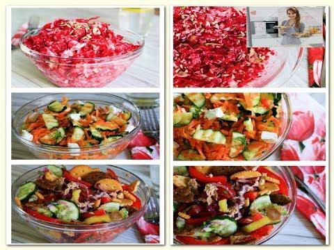 3 obrok salate pune vitamina moje omiljene