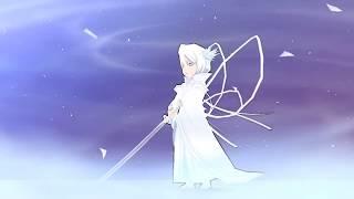 朽木ルキア(千年血戦ver.) 卍解『白霞罸』 【BLEACH Brave Souls】