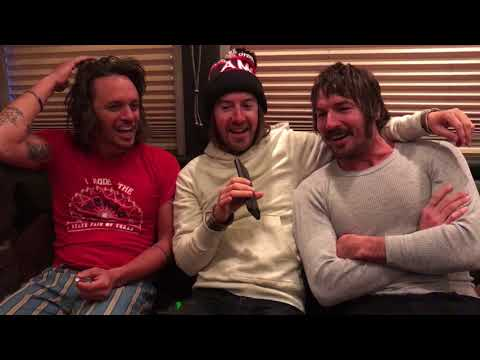 Midland Reacts to Winning ACM New Vocal Group of the Year!