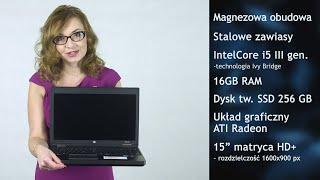 Komputery poleasingowe - HP Probook 6570b