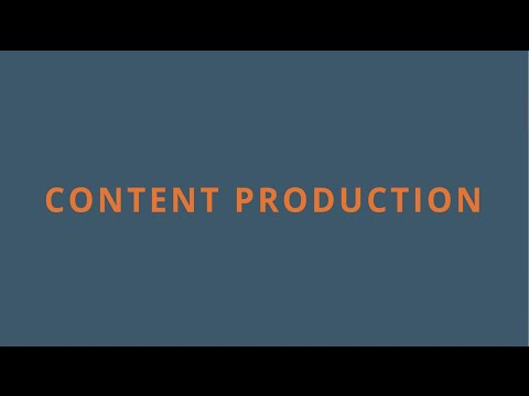 Sell On Lazada - Content Production