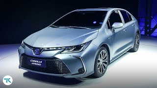2020 Toyota Corolla Hybrid - Exterior and Interior Design