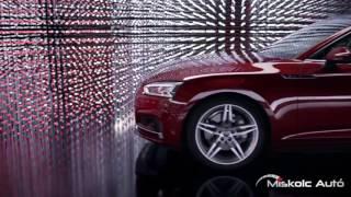 Új Audi A5 Sportback, hajtóereje a Miskolc Autó
