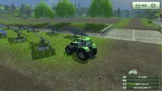 Farming simulator 2013 turning into a millionare......no.......BILLIONARE