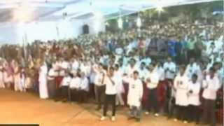 Hindi Worship Song - Vijay Benedict - IPC Kottayam Platinum Jubilee Convention.2013