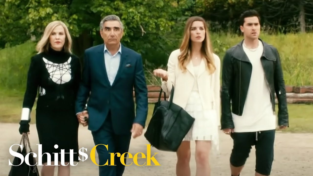 Schitt's Creek Season 1 Trailer