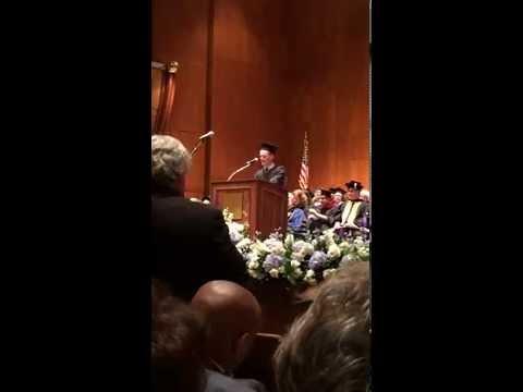 PJ Adzima Graduation Speech