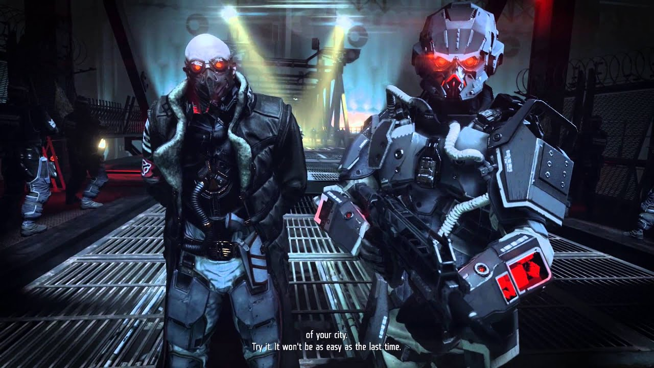 Killzone shadow fall ps4 gameplay hd 1080p youtube voltagebd Gallery