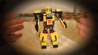 Трансформеры Бамблби конструктор | Transformers Bumblebee KreO | Обзор китайского Lego(, 2013-11-15T10:28:46.000Z)