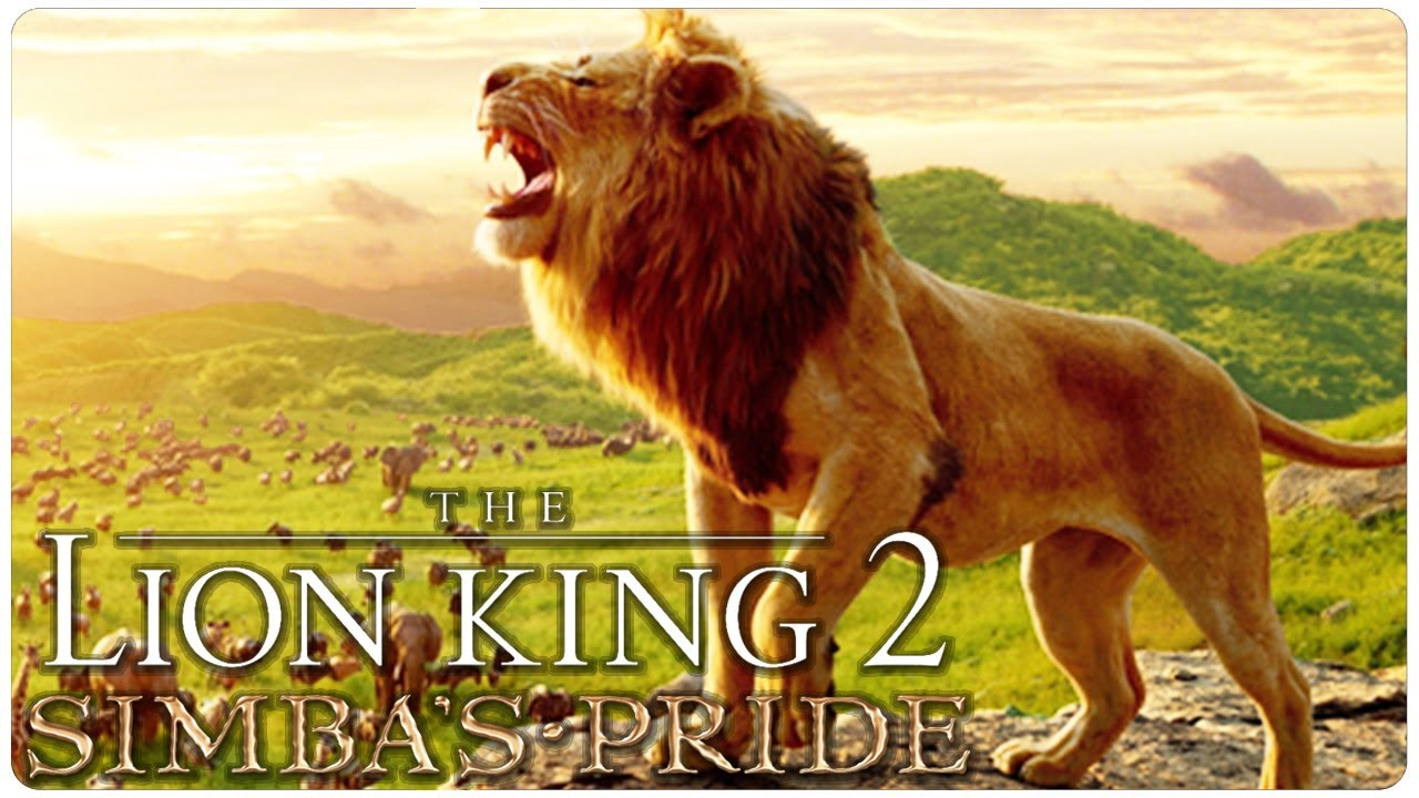 Download THE LION KING 2 Simba's Pride Teaser (2022) With Beyonce & Donald Glover