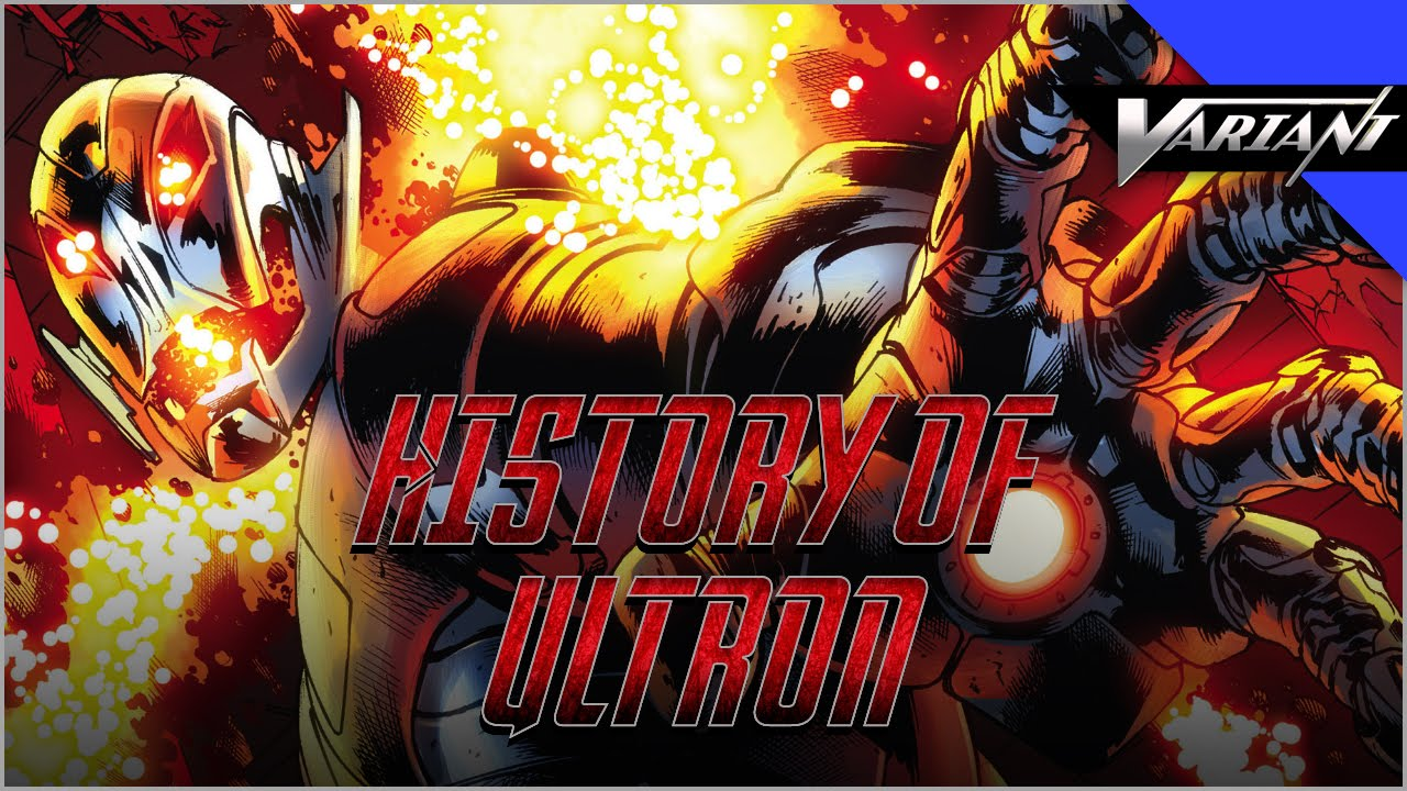 Download History Of Ultron!