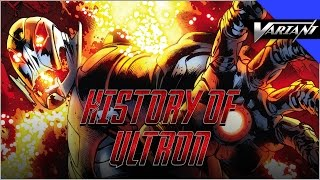 History Of Ultron!