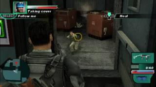 Syphon Filter Dark Mirror Mission 5 [PSP][HD]
