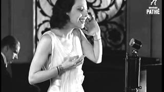 """Mighty like a rose"" Unknow Singing Lady 1935"