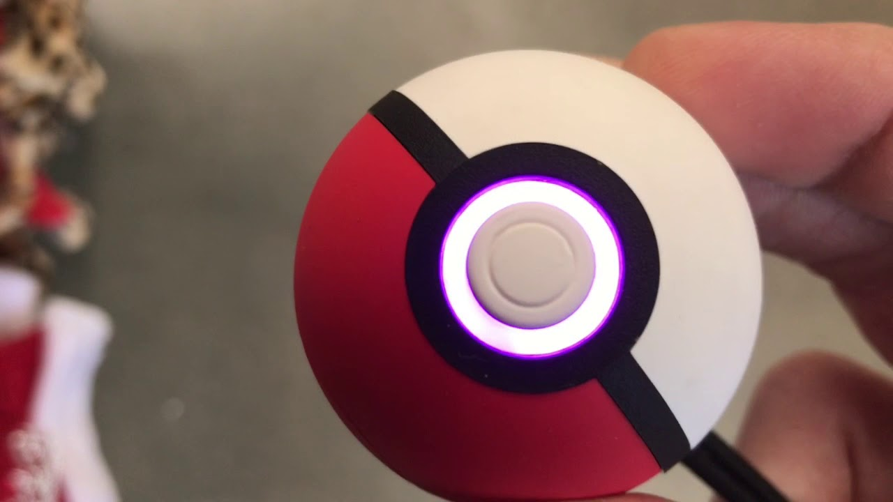 Image result for pokeball plus