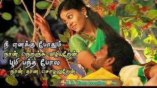 🥰Nee yannakku podhum na neranji vazhiran 🥰 allbum songs in whatsapp status new creation byN.A.Nivas