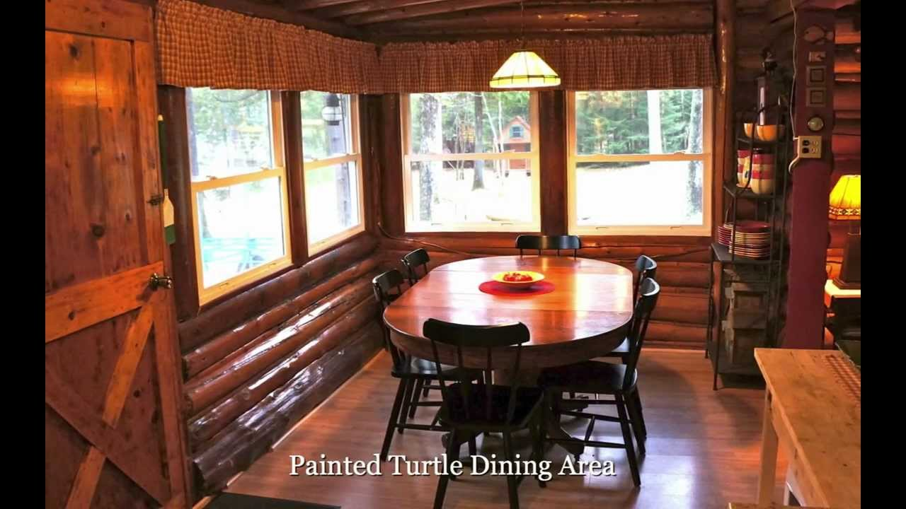 Turtle Lake Cabin Rentals Marcell Bigfork Mn Youtube