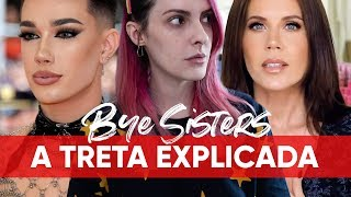 JAMES CHARLES x TATI WESTBROOK, ENTENDA A TRETA - Karen Bachini