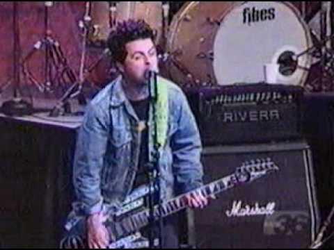 Green Day  When I Come Around @ California Music Awards 2001