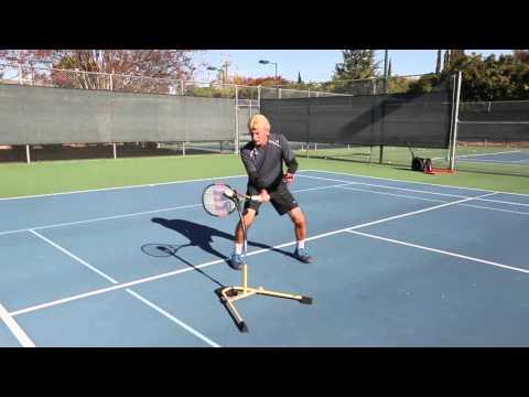 Tips on Tennis with Ken DeHart -  The Billie Jean King Eye Coach