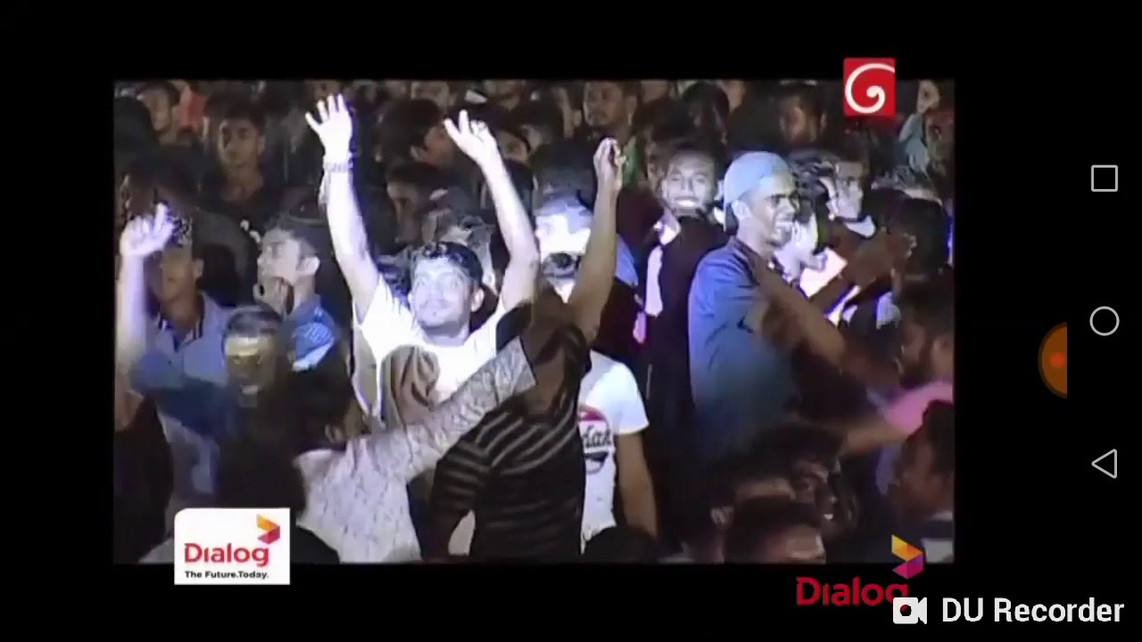 Dialog Mega Wasana 18th Kothipathi Winner @ Derana Attack Show Monaragala