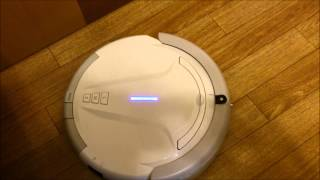 Repeat youtube video ニトリのロボットクリーナー (ファシル2 M-H298)