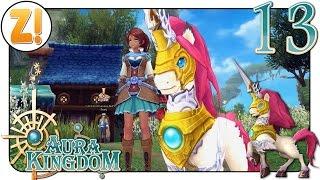 Aura Kingdom: Richtige Materialien für falsches Gold #13 | Let's Play ★ [GERMAN/DEUTSCH]