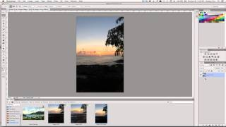 Editing Video in PS CC Using Camera Raw Filter