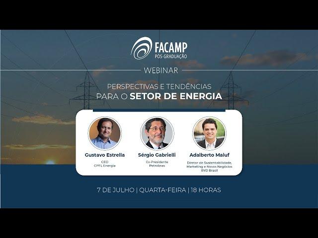 Perspectivas e Tendências para o Setor de Energia
