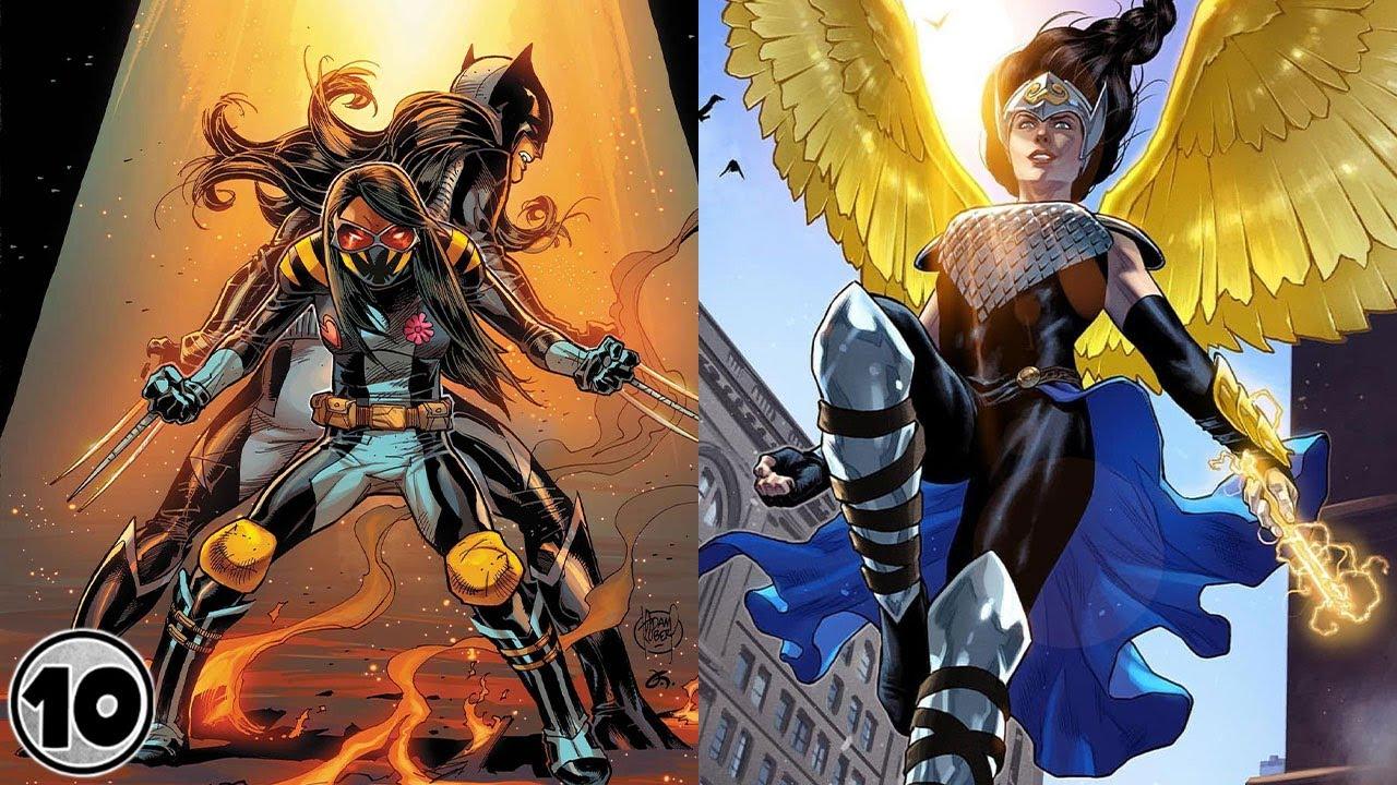 Top 10 Newest Marvel Comics Heroes