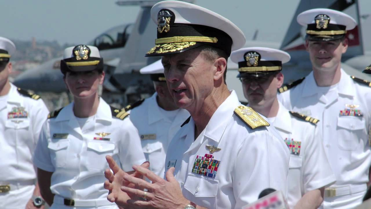 America's Navy - Enlisted vs. Officer - YouTube