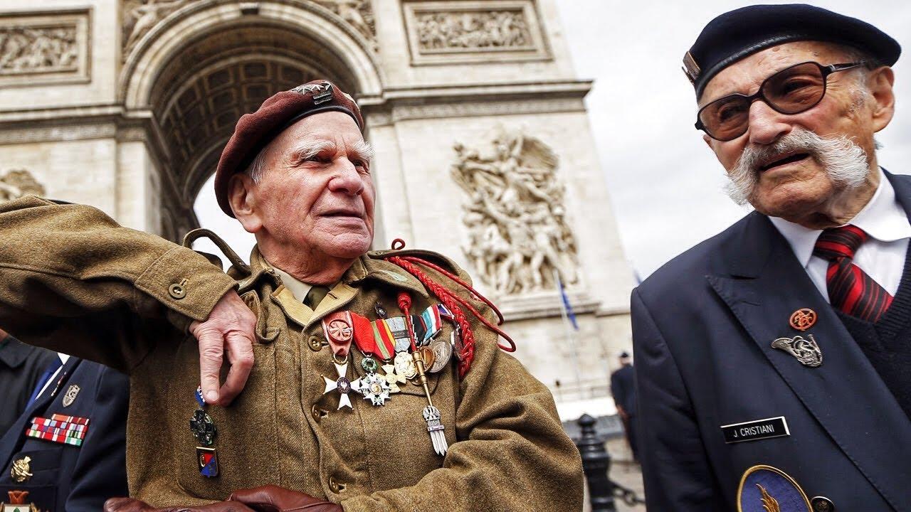 8 мая день победы во франции открытки
