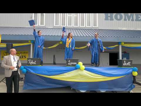 Cook Inlet Academy | 2020 High School Graduation Ceremony