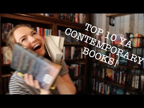 TOP 10 YA CONTEMPORARY BOOKS